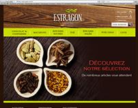 "Delicatessen ""Estragon"""
