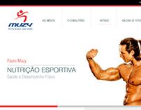 Paulo Muzy - Performance com Saúde - Site