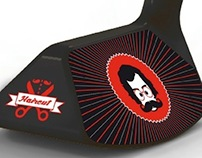 Inesis YGolf Clubs - Limited Edition