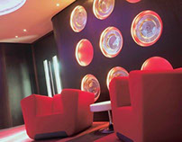 2004: PHILIPS STADION EINDHOVEN, PSV SPORTS CAFE by M+R