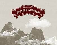 SIERRA NEVADA BREWING CO. |  Web Design & Print Concept