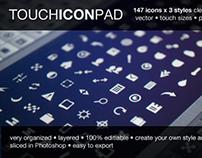 TouchIconPad
