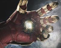 Iron Man 3: Look Development