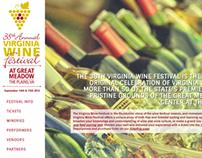 Virginia Wine Festival 2013