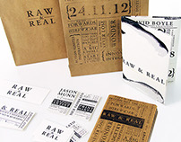 Raw & Real Design Conference