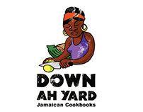 Down Ah Yard Jamaican Cookbooks