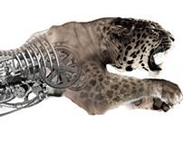 Mechanical Cat