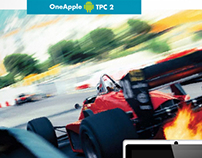 One Apple Tablets Campaign