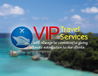 VIP Travel Services Website
