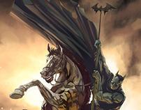 Alegoria de San Jorge y el dragon