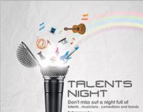 Talents Night