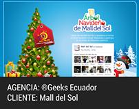 El Árbol de Navidad de Mall del Sol