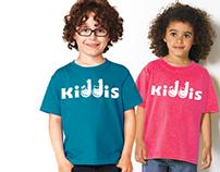 Logo for kids center
