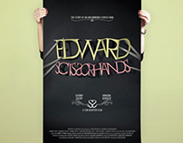Edward Scissorhands' poster