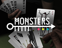 Monsters | Playing Cards