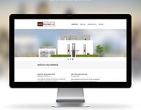 heimkonzept Website