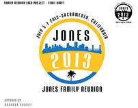 Family Reunion Logo Design Project