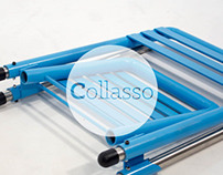 Collasso - Collapsable Cafe Seating