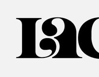 LACK fashion magazine logo versions / 2010