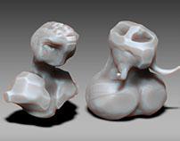ZBrush Quick Sculpts