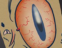 Great Big Eye Guy