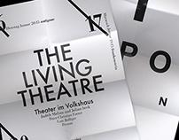 Poster typographie