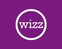 Wizz Air Rebrand