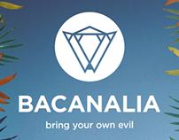 Bacanalia - Visuals