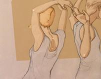 """""""Seja agora"""" - Illustration"""