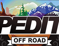 Expedition Off-Road Tour Logo