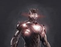 Iron Man, The Punisher Armor