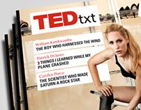 TEDtxt magazine