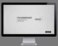 Vision Powerpoint Presentation Template