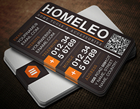 Code Business Card