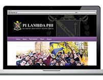 Pi Lambda Phi Fraternity website