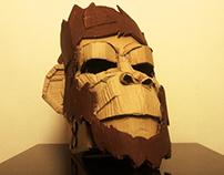 Cardboard' Mask