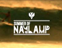 SUMMER OF NAYLAMP | SURFBOARDS