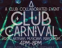 Club Carnival & Ocean Party