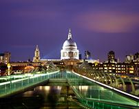 London Night lights