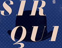 Sir Quincy Type Design