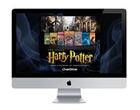 Harry Potter Online Advertising