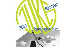 Juke Snowboarding Publication Plan