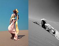 Garuda Indonesia: Desert Rose