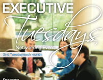 EXECUTIVE Tuesdays Logo