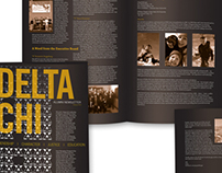 Delta Chi Fraternity - Alumni Newsletter