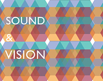 Sound & Vision Poster