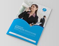 Multipurpose Business Brochure Template Vol-01