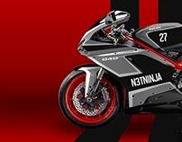 Ducati @ the Dubai Autodrome