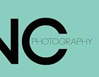 Nathan Croucher Photography logo designs