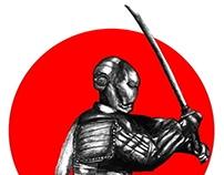 iron samurai  鉄侍